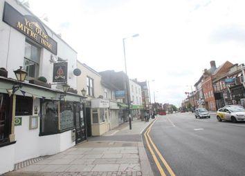 Thumbnail Studio to rent in High Street, High Barnet