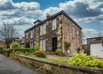 Thumbnail 4 bed flat for sale in 15/2 Carriagehill Drive, Paisley