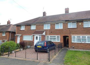 Thumbnail 3 bedroom terraced house for sale in Fulbrook Grove, Northfield, Birmingham