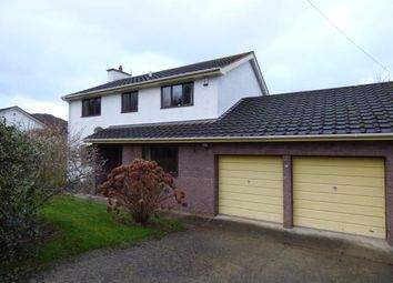 Thumbnail 4 bed detached house for sale in Cadnant Park, Conwy, North Wales