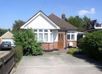 Thumbnail 2 bed detached bungalow to rent in Third Close, West Molesey