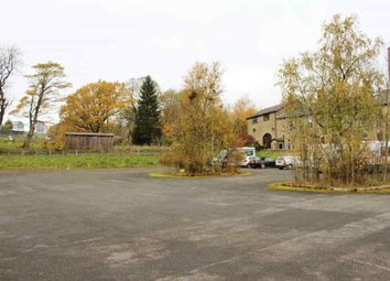 Thumbnail Land for sale in Park Road, Helmshore, Rossendale