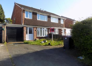 Thumbnail 3 bedroom property to rent in Trench Road, Trench, Telford