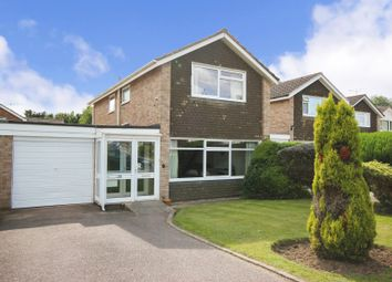 Thumbnail 3 bed link-detached house for sale in Clifton Crescent, Solihull