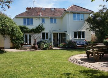 Thumbnail 6 bed detached house for sale in Wellington Road, Taunton
