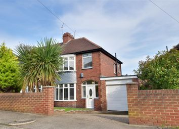 Thumbnail 3 bed semi-detached house for sale in Burnhope Drive, Fulwell, Sunderland