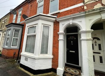 Thumbnail 3 bed terraced house to rent in Symington Street, St, James, Northampton