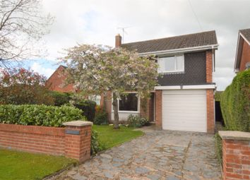 Thumbnail 4 bed detached house for sale in Church Road, Tilston, Malpas