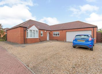 3 bed detached bungalow for sale in Jubilee Close, Sutton St. James, Spalding PE12