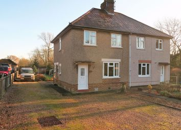 Thumbnail 3 bed semi-detached house for sale in Creaton Road, Hollowell