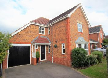 Thumbnail 4 bed detached house for sale in Borage Close, Abbeymead, Gloucester