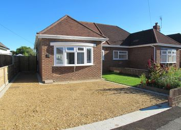 Thumbnail 2 bed semi-detached bungalow to rent in Camp Road, Gosport
