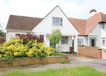Thumbnail 3 bed detached house for sale in Central Avenue, Pinner