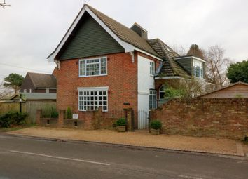 Thumbnail 4 bed detached house for sale in Church Road, Kilndown, Cranbrook