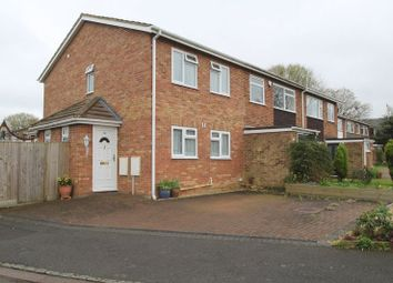 Thumbnail 2 bed end terrace house to rent in Lowfield Way, Hazlemere, High Wycombe