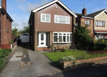 Thumbnail 3 bed detached house for sale in Arundel Avenue, Hazel Grove, Stockport