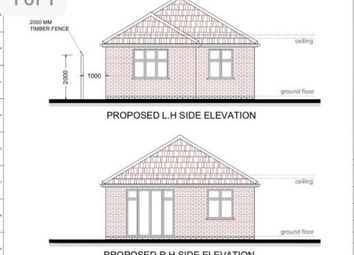 Thumbnail 2 bed bungalow for sale in Springbank Avenue, Hornchurch