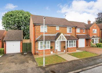 Thumbnail 4 bed detached house for sale in Castlefields, Stoke Mandeville, Aylesbury