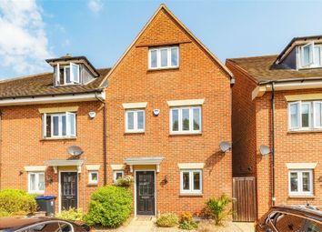 4 bed end terrace house for sale in Montague Close, Farnham Royal, Buckinghamshire SL2