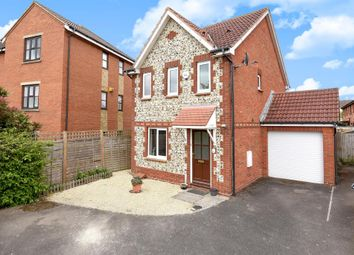 Thumbnail 3 bedroom detached house for sale in Yarrow Close, Oxford OX4,