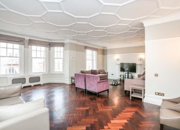 Thumbnail 5 bed flat for sale in Oakwood Court, Kensington