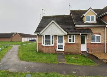 Thumbnail 1 bedroom terraced bungalow for sale in Armada Close, Wisbech