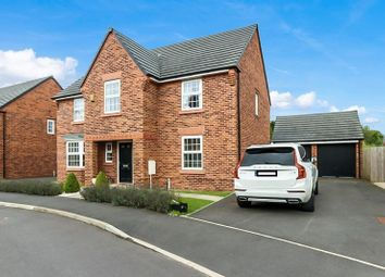 4 bed detached house for sale in Buttonbush Drive, Stapeley, Cheshire CW5