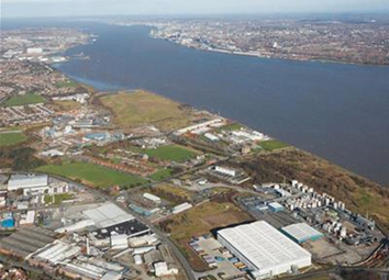 Thumbnail Industrial for sale in Generator Park, Dock Road South, Wirral