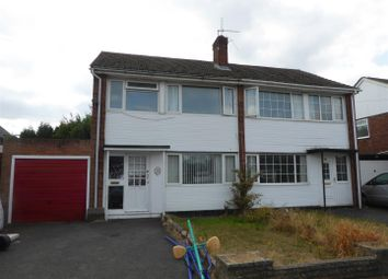 3 bed semi-detached house for sale in Trenleigh Gardens, Trench, Telford TF2