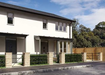 "Thumbnail 3 bed semi-detached house for sale in ""The Amberina"" at Beckford Drive, Lansdown, Bath"