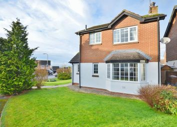 Thumbnail 3 bed detached house for sale in Buttermere Close, Cockermouth