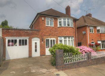Thumbnail 3 bed detached house for sale in Westfield Road, Western Park, Leicester
