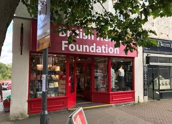 Thumbnail Retail premises to let in 7 High Street, Swadlincote, Derbyshire