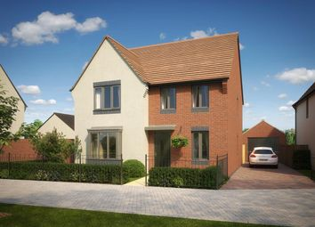 Thumbnail 4 bed detached house for sale in Eastfield, Telford, Shropshire