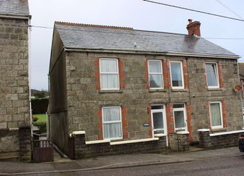 Thumbnail 2 bed semi-detached house for sale in Stannary Road, Stenalees, St. Austell