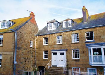 Thumbnail 2 bed duplex for sale in Chapel Street, Penzance