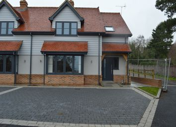 Thumbnail 3 bed semi-detached house to rent in The Meadows, Hare Street, Buntingford