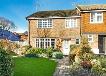 Thumbnail 3 bed end terrace house for sale in Tanners Court, Haslemere, Surrey
