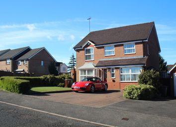 Thumbnail 5 bedroom detached house for sale in Russet Drive, Shenley, Radlett