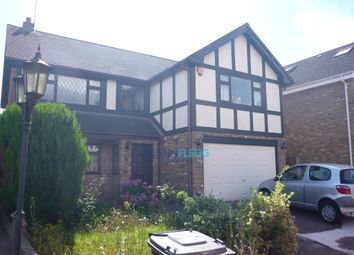 Thumbnail 4 bed detached house to rent in Travis Court, Farnham Royal, Slough
