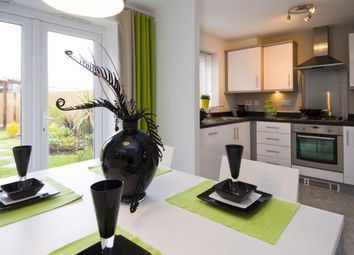 "Thumbnail 3 bed semi-detached house for sale in ""Aberfeldy"" at Thornhill Road, Elgin"