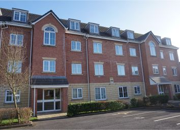 Thumbnail 2 bed flat for sale in Gladstone Close, Blackburn