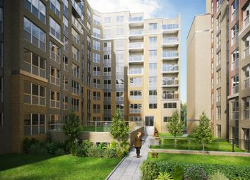 Thumbnail 2 bed flat for sale in Windsor Block, Latimer Place, Langley St, Luton