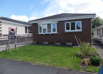 Thumbnail 3 bed bungalow to rent in Parc Tyisha, Burry Port