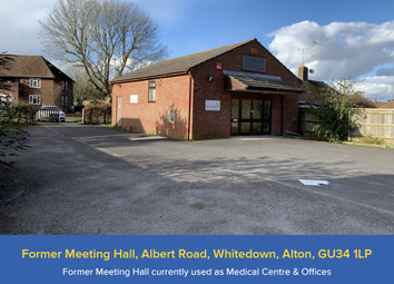 Thumbnail Commercial property to let in Whitedown, Alton, Hampshire