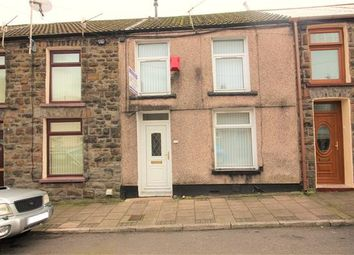 Thumbnail 2 bed terraced house for sale in Parry Street, Ton Pentre, Pentre