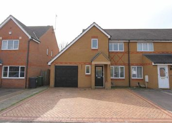 Thumbnail 3 bed end terrace house for sale in Byford Way, Leighton Buzzard