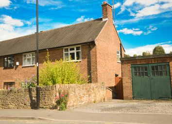 Thumbnail 3 bed semi-detached house for sale in School Street, Mosborough, Sheffield