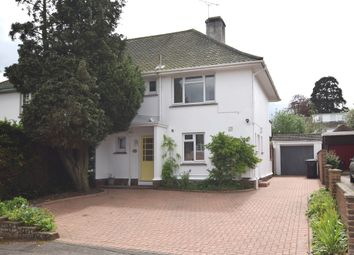Thumbnail 3 bed semi-detached house for sale in Brooke Road, Ashford, Kent