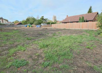 Land for sale in Church Street, Stradbroke, Eye IP21